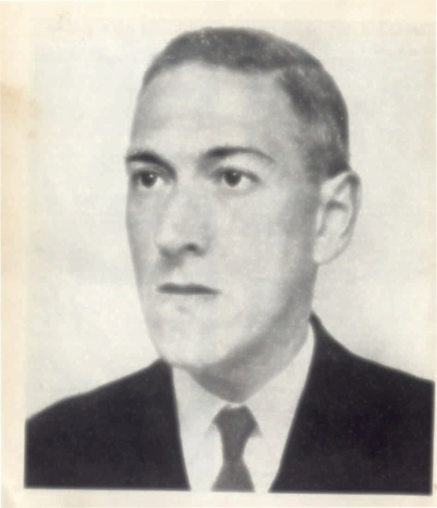 75 aniversario del fallecimiento de H.P. Lovecraft